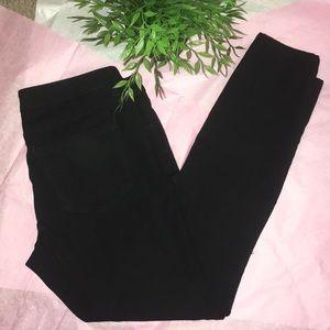 Banana Republic black Sloan fit pants